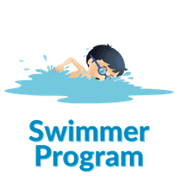 Swimmer Program Russell Aquatics