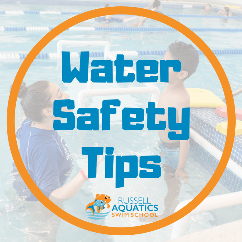 Tips for water safety and drowning prevention russell aquatics for Cochrane pool swimming lessons