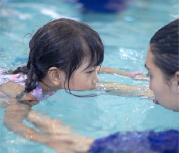 Continuous Swimming