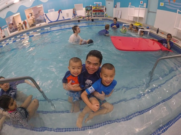 Private Swim School Markham