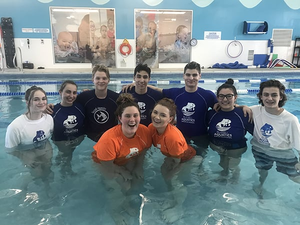 Russell Aquatics Join Our Team